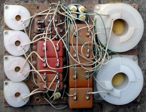 Колонки кливер 100ас-002-1 схема