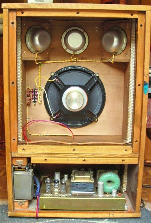 Динамики для домашней акустики своими руками
